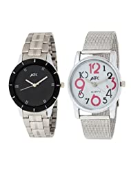 ATC Analog Round Casual Wear Watches For Men Combo-SL-84_SL-91