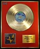 THE SMASHING PUMPKINS/LTD. EDITION CD GOLD DISC/RECORD/MELLON COLLIE AND THE INFINITE SADNESS