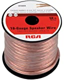 RCA AH1650SN 50 Feet 16-Gauge Speaker Wire