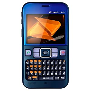 Sanyo Juno Prepaid Phone, Blue (Boost Mobile)