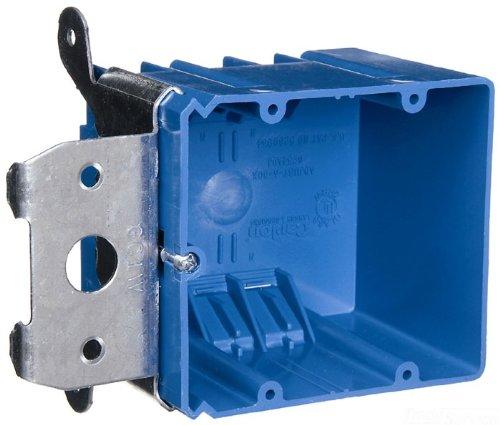 Thomas & Betts #B234Adj 2 Gang Adjustable Box