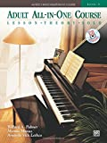 Alfred Adult All-In-One 3 (with CD) --- Piano - Palmer, W A. & Manus, M --- Alfred Publishing