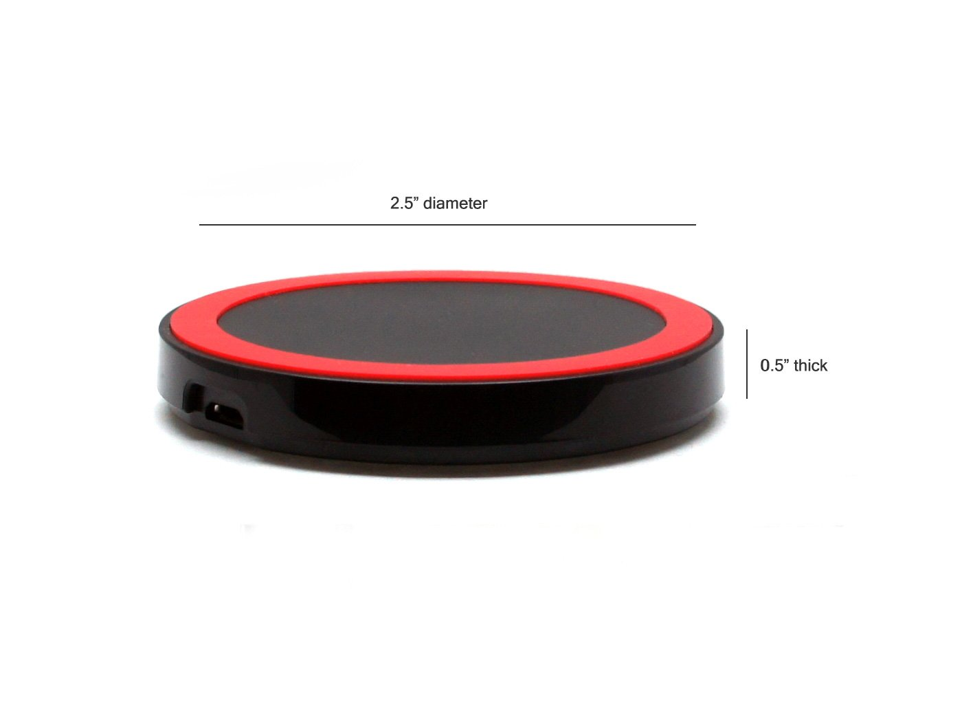 case reviewpowerbot qi enabled wireless charger inductive charging pad station for samsung. Black Bedroom Furniture Sets. Home Design Ideas