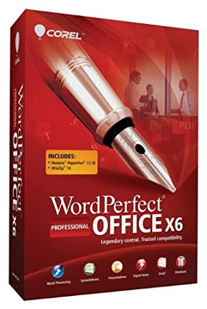 Corel WordPerfect Office X6 Pro