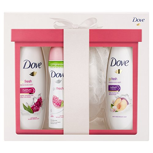 Dove Be-You-Ti-Ful Body Wash Gift Set