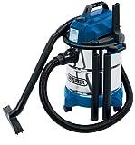 Draper 13785 W/ Dry 20 Litre Vacuum Cleaner, 230 V