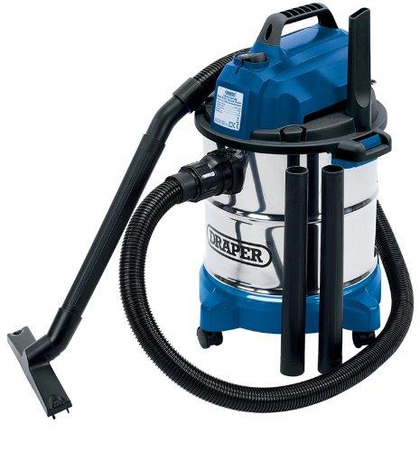 draper-13785-w-dry-20-litre-vacuum-cleaner-230-v