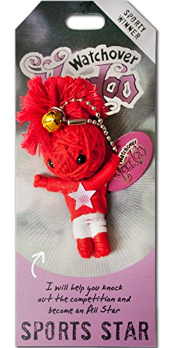 Watchover Voodoo Sports Star Novelty