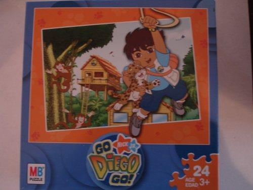 Cheap Hasbro NICK JR GO DIEGO GO! 24 PIECES (B000PUJ1QO)