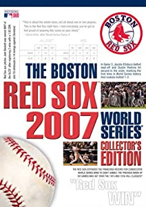 Boston Red Sox 2007 World Series Collector