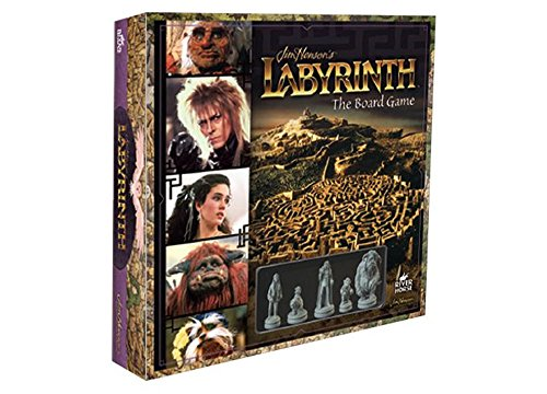 Jim Hensons Labyrinth Board Game