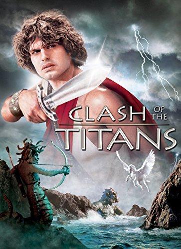 Clash of the Titans (1981) (Clash Of The Titans Perseus)