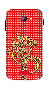UPPER CASE™ Fashion Mobile Skin Vinyl Decal For Micromax Canvas Unite A092 [Electronics]