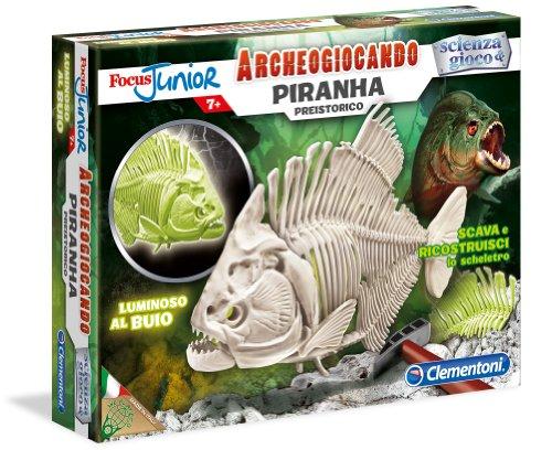 clementoni 13893 piranha focus junior