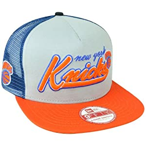 New Era NBA Mark Mesh Snapback Cap by New Era