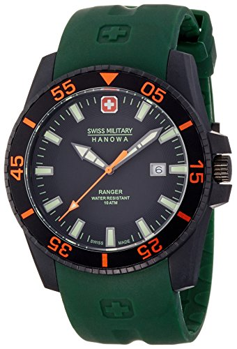 [スイスミリタリー]SWISS MILITARY 腕時計 RANGER ML-393 メンズ 【正規輸入品】