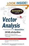 Schaum's Outline of Vector Analysis, 2ed (Schaum's Outline Series)