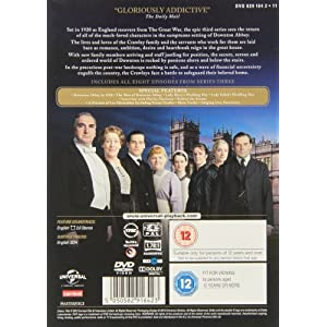 Downton Abbey - Series 3 [Import anglais]
