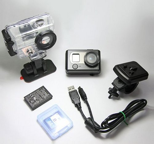 PQI 4GB Air Cam (6VAA-004GR1XXX)