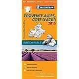 Provence-Alpes-Côte-d'Azur : 1/200 000