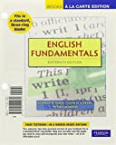 img - for English Fundamentals, Books a la Carte Plus MyWritingLab with eText -- Access Card Package (16th Edition) book / textbook / text book