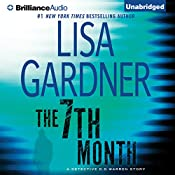 The 7th Month: A Detective D. D. Warren Story | Lisa Gardner