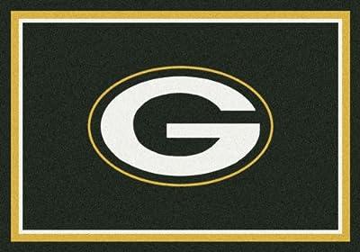 Milliken Green Bay packers NFL Team Spirit Area Rug