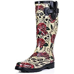 Spylovebuy CSW.SKULL.I1.7 Rain Boot