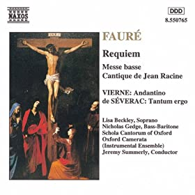 Faur�: Requiem / Messe Basse