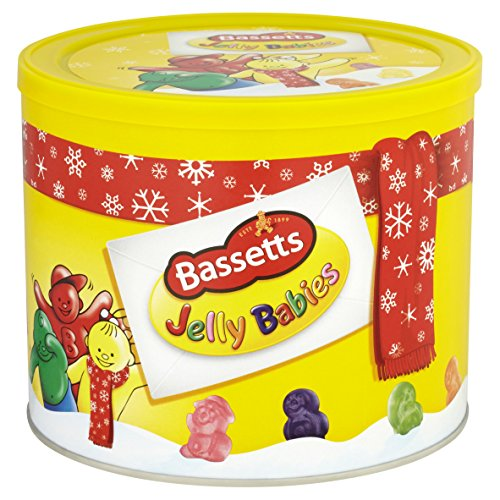 Bassetts Jelly Babies Tub 800g (British Jelly compare prices)