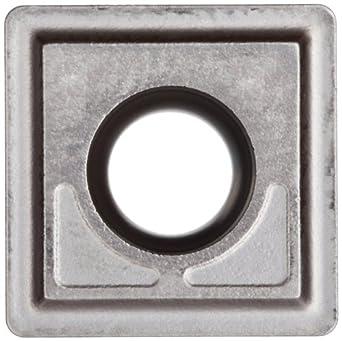Sandvik Coromant CoroDrill Carbide Drilling Insert, 2 Edge, 880 Style, GC4044 Grade, TiAlN Coating
