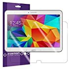 Fosmon Clear Screen Protector Shield for Samsung Galaxy Tab S 10.5 Tablet - 3 Pack