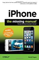 iPhone: The Missing Manual, 6th Edition Front Cover