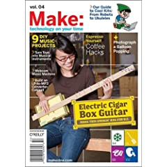 Make, Volume 4: Technology on Your Time (Make: Technology on Your Time) (Paperback)