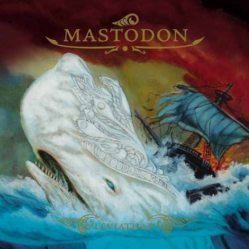 Leviathan by Mastodon (2004) Audio CD