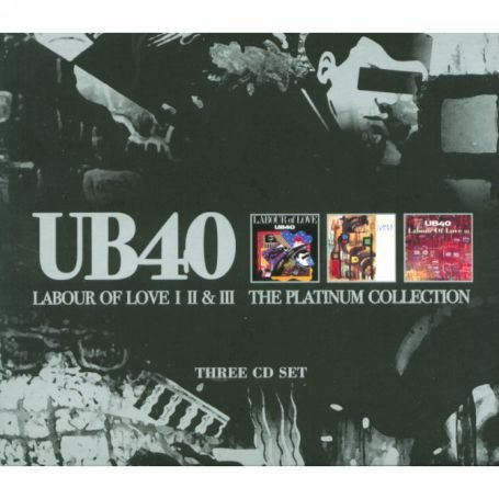 Ub40 - The Platinum Collection - Zortam Music