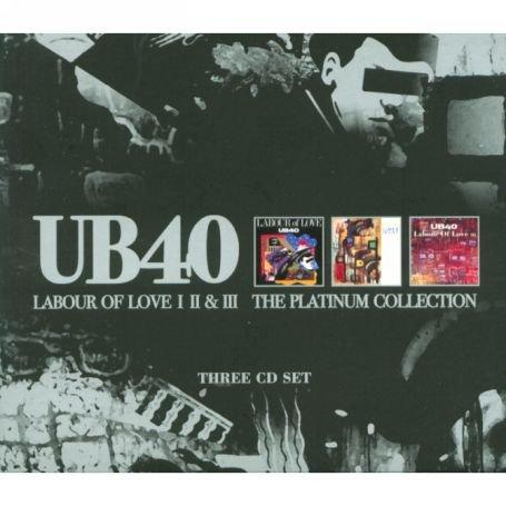 Ub40 - Labour Of Love I Ii & Iii_ The Platinum Collection - Zortam Music