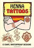 Anna Pomaska Henna Tattoos (Dover Tattoos)