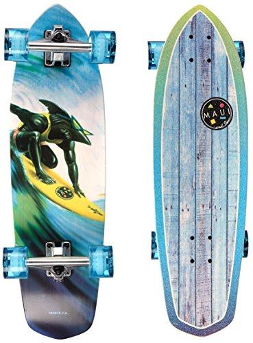 Maui and Sons, Skateboard Rail Grab, Standard