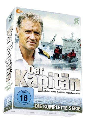 Der Kapitän - Die komplette Serie auf 5 DVDs!