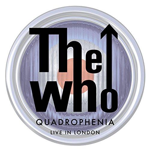 The Who - Quadrophenia Live [DVD] - Zortam Music