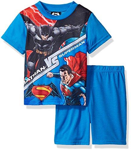 DC Comics Boys' Batman Vs. Superman 2pc Pajama Short Set at Gotham City Store