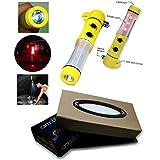 5in1 Window Glass Breaker,Emergency,Hammer, Car Tissue Paper With Box Beige