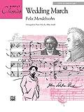 Wedding March (Sheet) (Simply Classics Solos) (0739008331) by Mendelssohn, Felix
