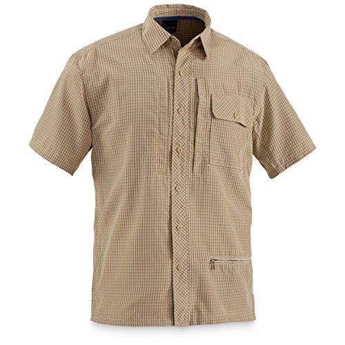 propper-mens-independent-button-up-shirt-khaki-plaid-medium