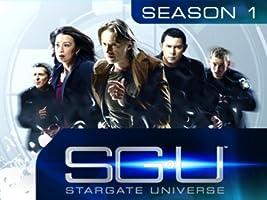 Stargate Universe Season 1 [HD]