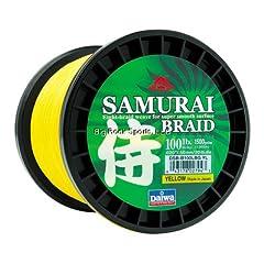 Daiwa DSB-B70LBG Daiwa Samurai Braid by Daiwa