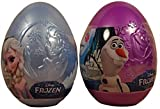 Disney Frozen Easter Eggs Filled with Assorted Fruit Flavored Candies, 6 Pack