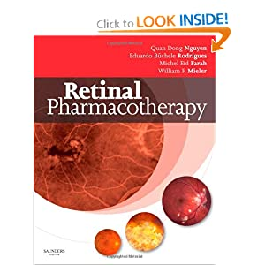 Retinal Pharmacotherapy