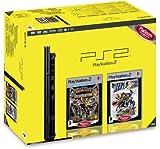 echange, troc Console Playstation 2 + Sly Racoon 3 + Ratchet Gladiator Platinum